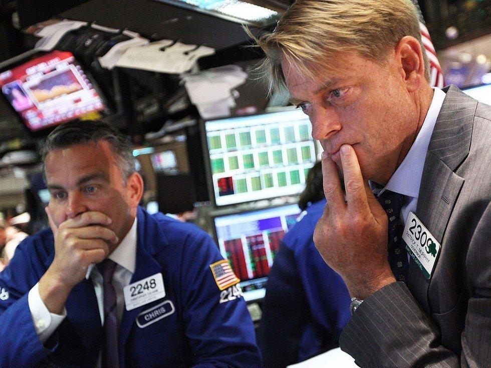 Wall Street: Μαχαίρι που πέφτει ο S&P, άνοιξε με limit down ...