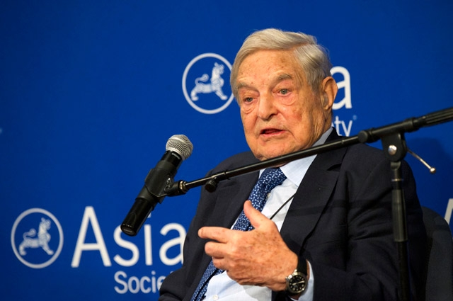 George Soros on Myanmar: A Long-Term Investment That 'Paid Off' | Asia  Society