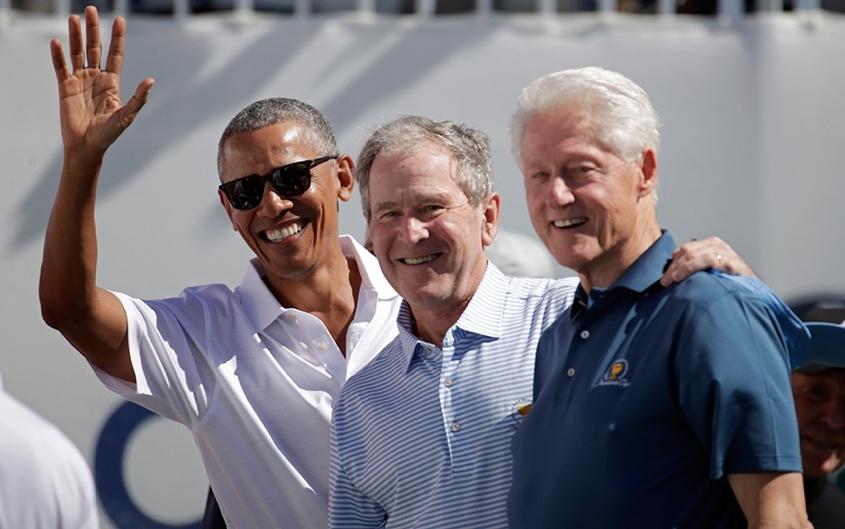 Ομπάμα, Κλίντον και Μπους θα εμβολιαστούν μπροστά στις κάμερες | Η  ΚΑΘΗΜΕΡΙΝΗ