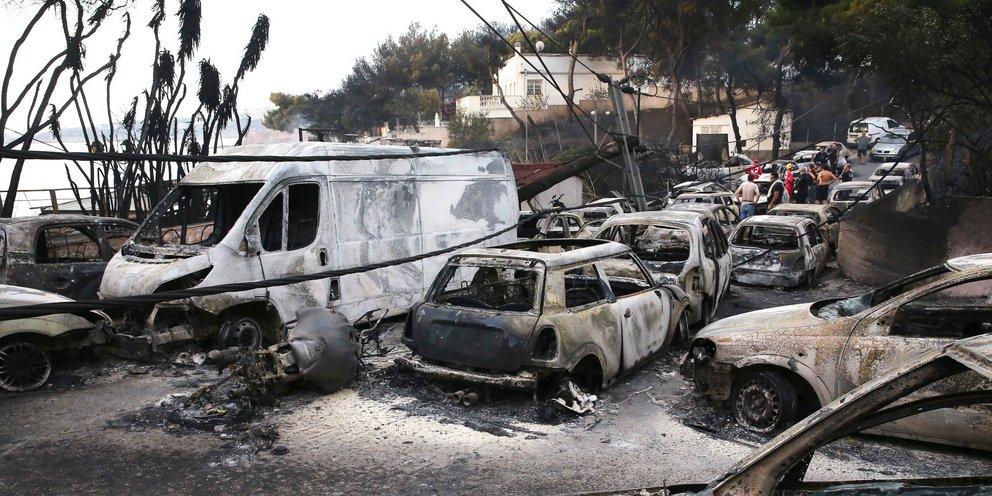 Μάτι: Τα ονόματα των 102 νεκρών στη φονική πυρκαγιά | ΕΛΛΑΔΑ | iefimerida.gr