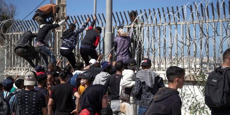 Με παραπλανητικά μηνύματα τύπου Έβρου, παραπλάνησαν Μαροκινούς  λαθρομετανάστες να εισβάλλουν στην Ισπανία – EVROS NEWS