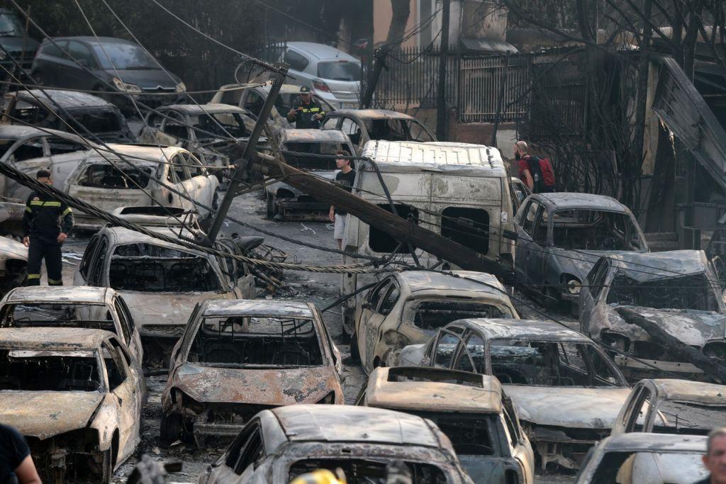 Στην τελική ευθεία η ανάκριση για τη φονική πυρκαγιά στο Μάτι - Ειδήσεις -  νέα - Το Βήμα Online